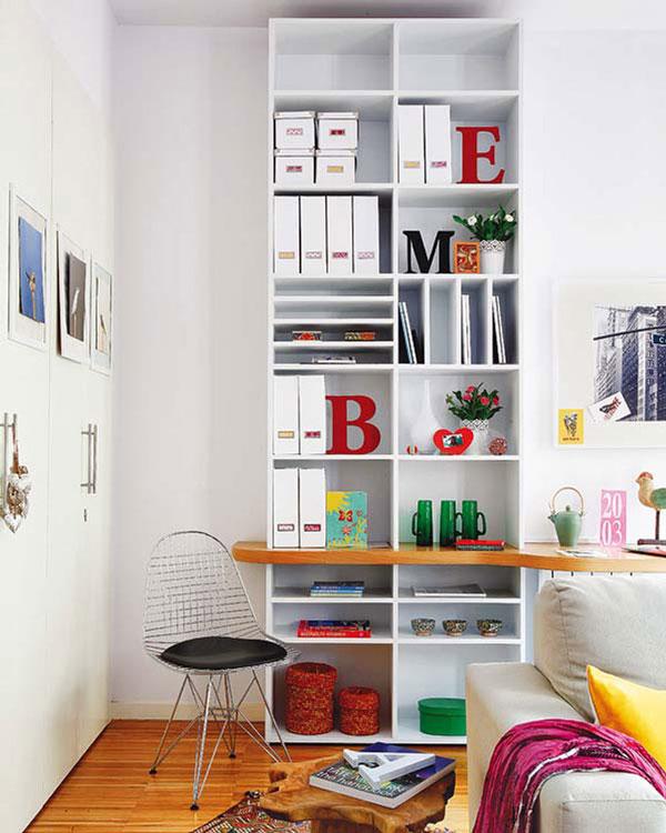 Architectural Design Bookcase