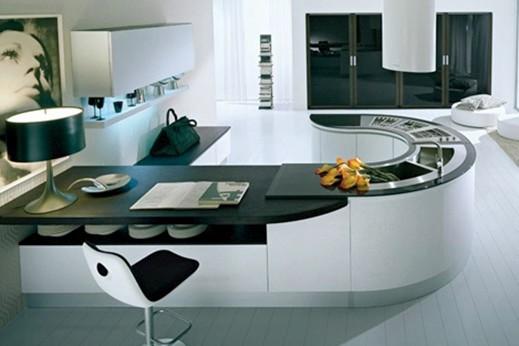 Cozinha Moderna Clean