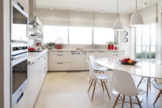 Cozinha Moderna toda Branca