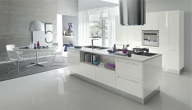 106 fotos de cozinhas modernas e elegantes for Cocinas modernas outlet