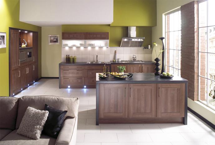Cozinha Moderna Madeira