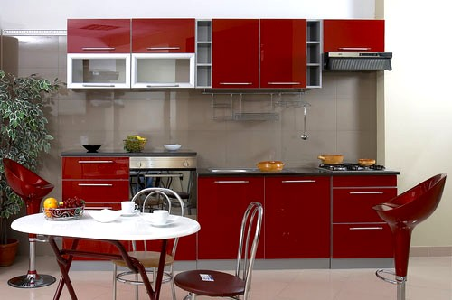 106 fotos de cozinhas modernas e elegantes for Cocinas sencillas y baratas
