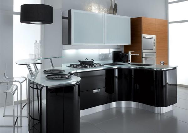 106 fotos de cozinhas modernas e elegantes for Modelos de cocinas modernas americanas