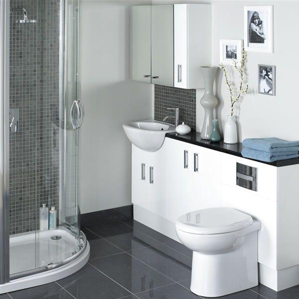 7 Ideias E 42 Fotos Para Decoração De Banheiros Pequenos