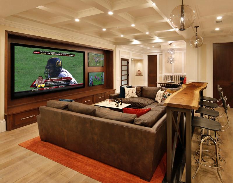 67 salas de estar decoradas e de tirar o f lego for Decoracion para ambientes chicos