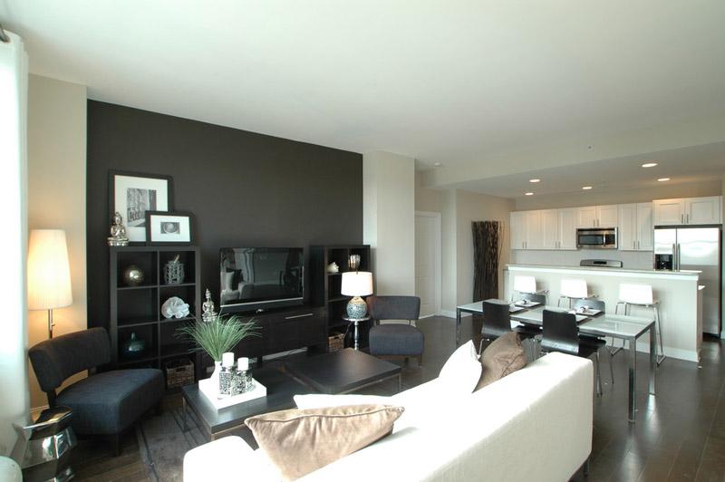 67 salas de estar decoradas e de tirar o f lego. Black Bedroom Furniture Sets. Home Design Ideas