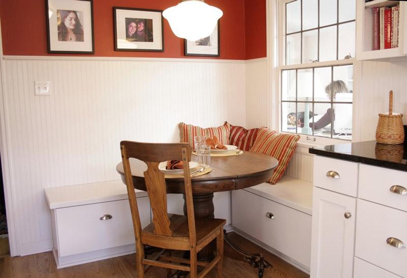 5 dicas para organizar uma cozinha pequena 29 fotos - Cocinas con office fotos ...