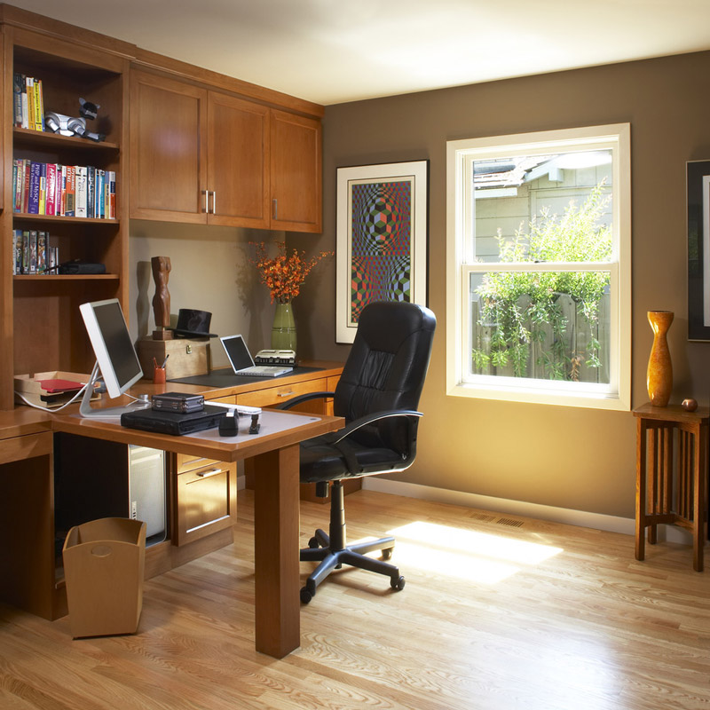 Modular Home Office Furniture Designs Ideas Plans: Decoração De Home-Office (51 Fotos + 5 Estilos